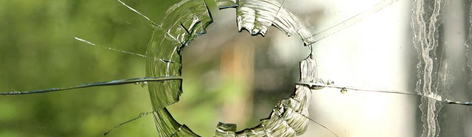 glasschade Zaandam